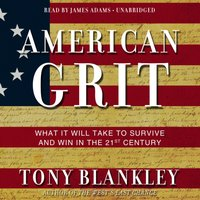 American Grit - Tony Blankley - audiobook