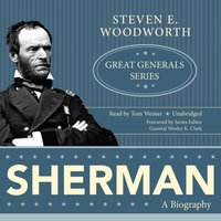 Sherman - Steven E. Woodworth - audiobook