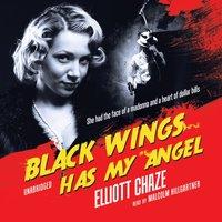 Black Wings Has My Angel - Elliott Chaze - audiobook