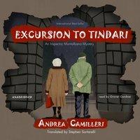 Excursion to Tindari - Andrea Camilleri - audiobook