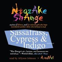 Sassafrass, Cypress & Indigo - Ntozake Shange - audiobook