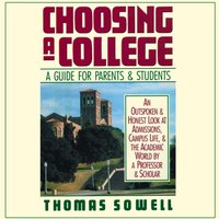 Choosing a College - Thomas Sowell - audiobook