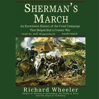 Sherman's March - Richard S. Wheeler - audiobook