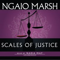 Scales of Justice - Ngaio Marsh - audiobook