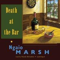 Death at the Bar - Ngaio Marsh - audiobook