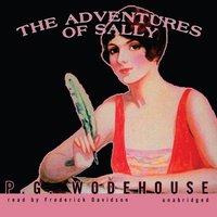 Adventures of Sally - P. G. Wodehouse - audiobook