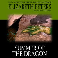 Summer of the Dragon - Elizabeth Peters - audiobook