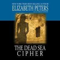 Dead Sea Cipher - Elizabeth Peters - audiobook