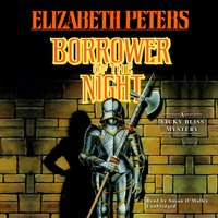 Borrower of the Night - Elizabeth Peters - audiobook