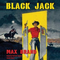 Black Jack - Max Brand - audiobook
