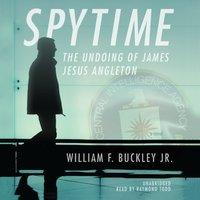 Spytime - William F. Buckley Jr. - audiobook