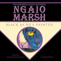 Black as He's Painted - Ngaio Marsh - audiobook