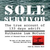 Sole Survivor - Ruthanne Lum McCunn - audiobook
