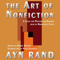 Art of Nonfiction - Ayn Rand - audiobook