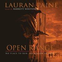 Open Range - Lauran Paine - audiobook