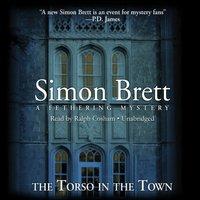 Torso in the Town - Simon Brett - audiobook