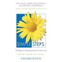 Simple Steps - Lisa Lelas - audiobook