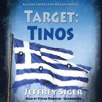 Target: Tinos - Jeffrey Siger - audiobook