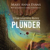 Plunder - Mary Anna Evans - audiobook
