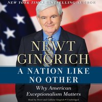 Nation like No Other - Newt Gingrich - audiobook