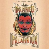 Damned - Chuck Palahniuk - audiobook