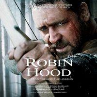 Robin Hood - David B. Coe - audiobook