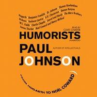 Humorists - Paul Johnson - audiobook