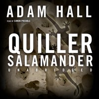 Quiller Salamander - Adam Hall - audiobook