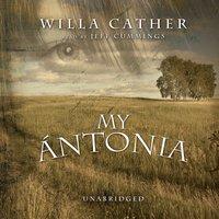 My Antonia - Willa Cather - audiobook