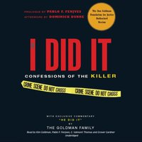 If I Did It - the Goldman Family - audiobook