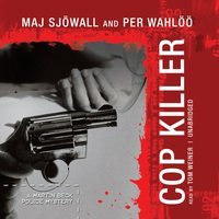 Cop Killer - Maj Sjowall - audiobook