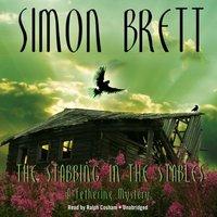 Stabbing in the Stables - Simon Brett - audiobook