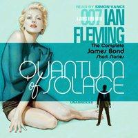 Quantum of Solace - Ian Fleming - audiobook
