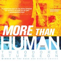 More Than Human - Theodore Sturgeon - audiobook