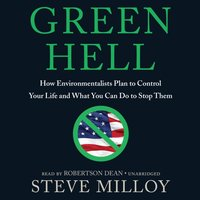 Green Hell - Steve Milloy - audiobook