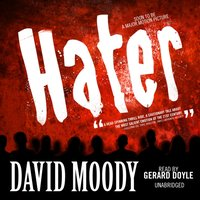 Hater - David Moody - audiobook