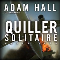 Quiller Solitaire - Adam Hall - audiobook