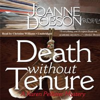 Death without Tenure - Joanne Dobson - audiobook