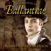 Master of Ballantrae - Robert Louis Stevenson - audiobook