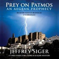 Prey on Patmos - Jeffrey Siger - audiobook