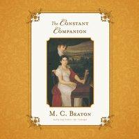 Constant Companion - M. C. Beaton - audiobook