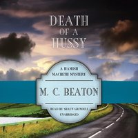 Death of a Hussy - M. C. Beaton - audiobook