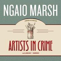 Artists in Crime - Ngaio Marsh - audiobook