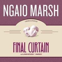 Final Curtain - Ngaio Marsh - audiobook