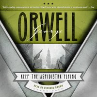 Keep the Aspidistra Flying - George Orwell - audiobook