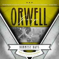 Burmese Days - George Orwell - audiobook