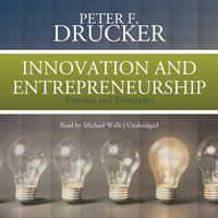 Innovation and Entrepreneurship - Peter F. Drucker - audiobook
