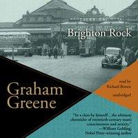 Brighton Rock - Graham Greene - audiobook