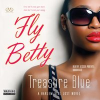 Fly Betty - Treasure Blue - audiobook