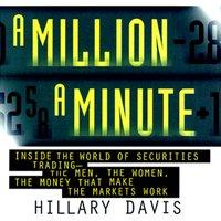 Million a Minute - Hillary Davis - audiobook